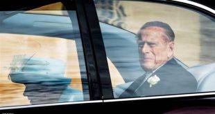 الأمير فيليب يتخل عن رخصة قيادته.. اعرف السبب